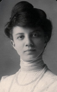 Lillian young woman