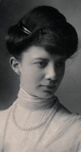 Lillian young woman 2