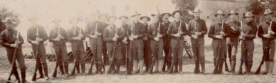 Manistee Company B 1898