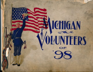 Michigan Volunteers of 1898