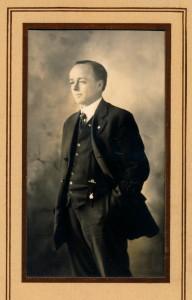 Walter at 20 - 1897