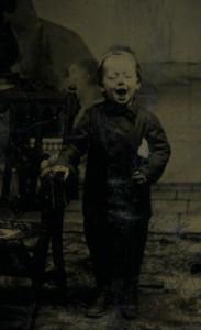 Walter at 3 - 1880