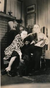 WWll Hazel and Walter