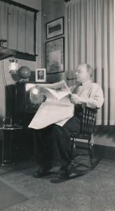 WWll-Walter reading