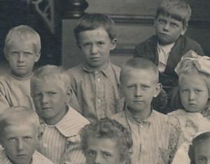 Goodenow's class at Ward 6 School