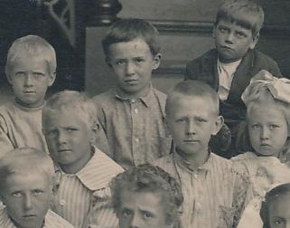 G&E Goodenow closeup in school