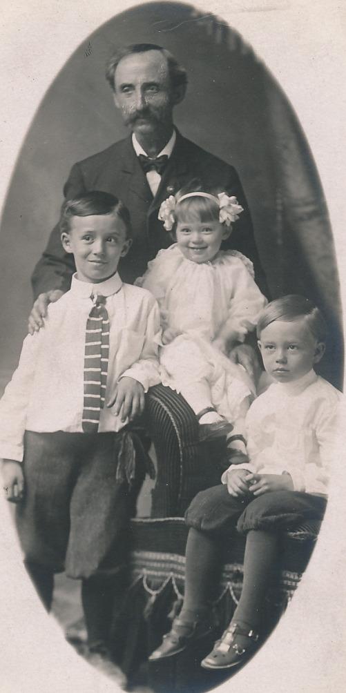G&E grandpa Bucher