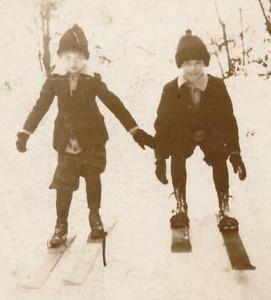 G&E skiing