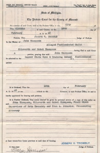 Roseville 1942-14 document