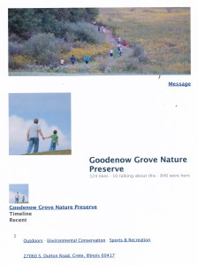Goodenow Grove Nature Preserve