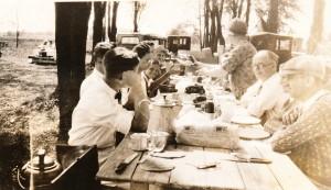 1920-30 Belle Isle picinic