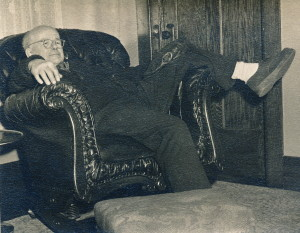 1950 Walter in chair