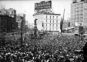 Armistice Day Detroit