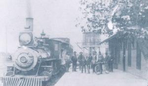 Belle Fourche Railroad station