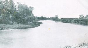 Belle Fourche River Headgates