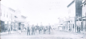 Belle Fourche downtown 1906