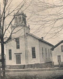 Meth Church Manistee 1868