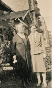 1927 Detroit Bess and Hazel