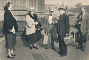 1953 Detroit Bessie,Grace,Ray,Walter,Albert