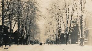 76 Lincoln Ave. Street scene