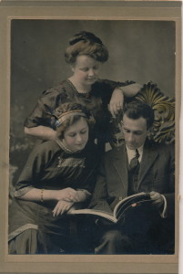 BPA Albert, Besie and Ruth