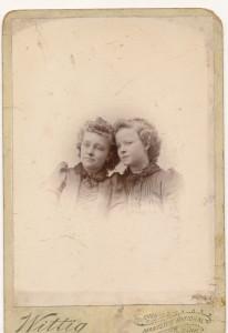 BPA Claudia and Bessie 1885
