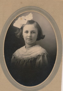 BPA Ruth about 1908