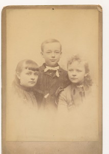 BPA Walter, Bessie and Claudia 1885