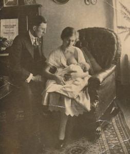 The Chair Ruth nursing Jack