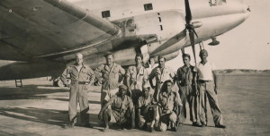 Jack A WWll airplane