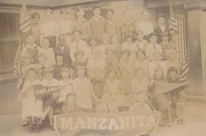 Jack A boy Manzanita School